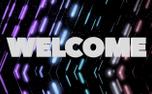 Line Angle Welcome (82006)