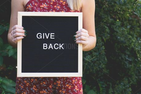 Give Back (82129)