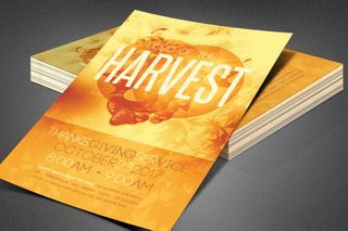 Lord of the Harvest Flyer
