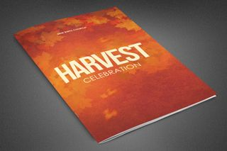 Harvest Celebration Bulletin