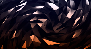 Geometric Waves Background