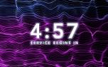 Flowing Lines Countdown (82887)