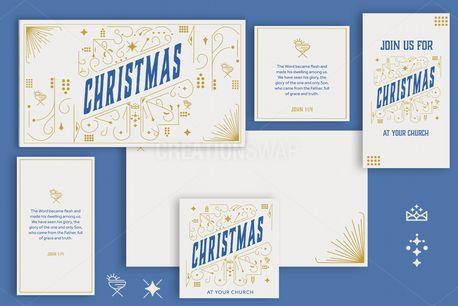 Christmas Sermon Series  (82906)