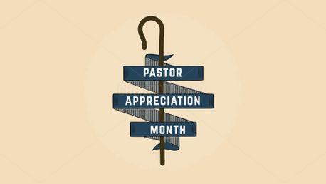 Pastor Appreciation Month (82928)
