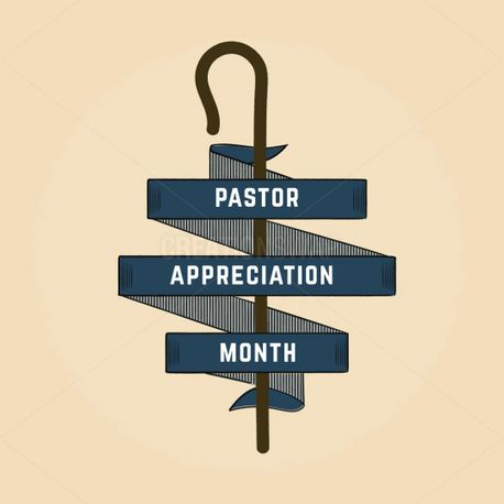 Pastor Appreciation Month (82929)