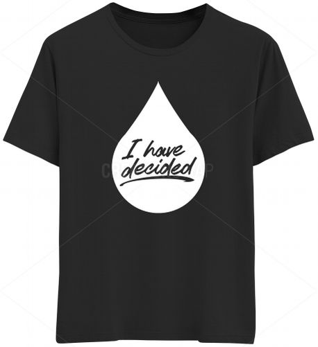 I Have Decided Baptism Shirt (83020)