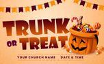 Trunk or Treat  Pumpkin Candy (83037)