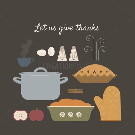 Let Us Give Thanks (83153)