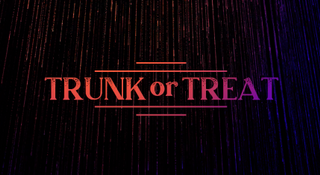 Halloween Motion Title
