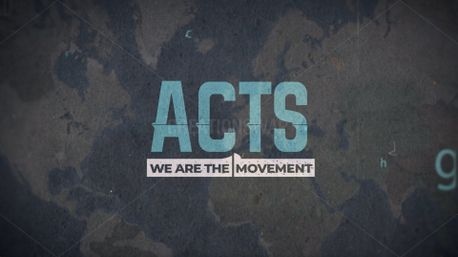 ACTS: We Are The Movement (83261)