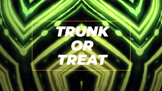 Triangle Trunk or Treat
