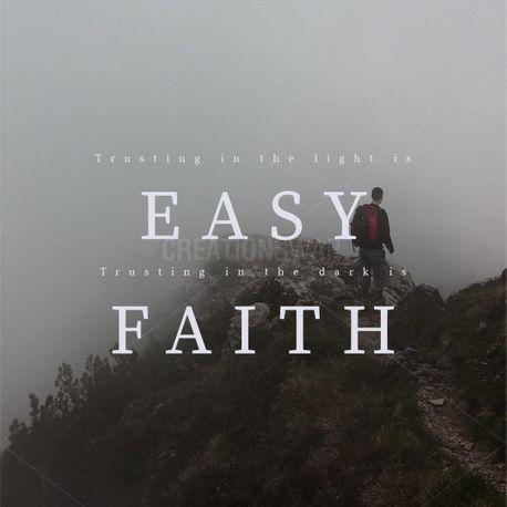 Easy Faith (83329)