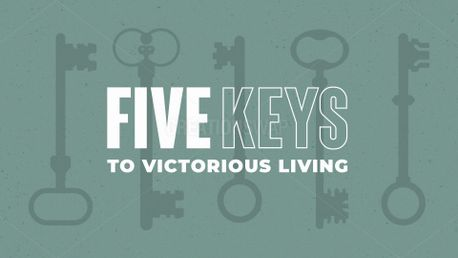 5 keys to Victorious Living (83335)