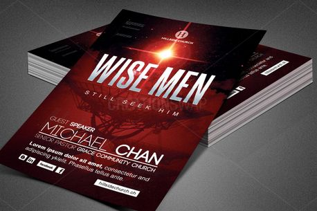 Wise Men Still Seek Him Flyer (83472)