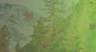 Fall Mountains Background