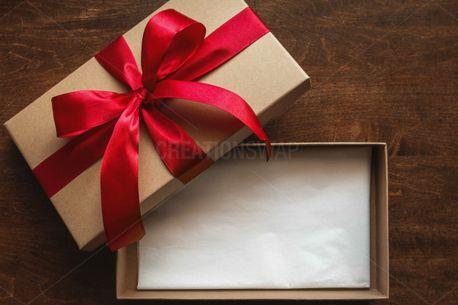Open Christmas Gift (83587)