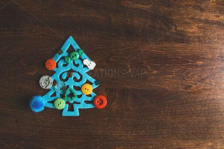 Christmas Tree Craft (83639)