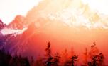 Mountain Light Leaks (83699)
