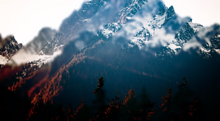 Mountain Light Leaks