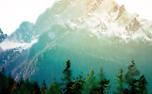 Mountain Light Leaks (83701)