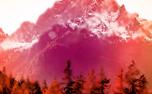 Mountain Light Leaks (83704)