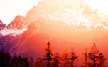 Mountain Light Leaks (83705)
