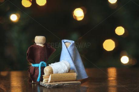 Child's Nativity Craft (83738)