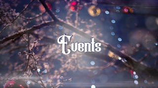 Christmas Bokeh Events