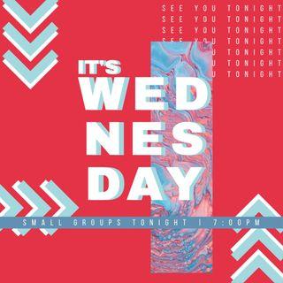 Its Wednesday