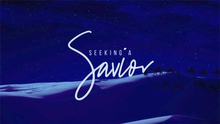 Seeking a Savior