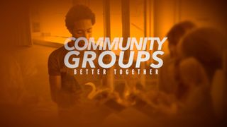 Community Groups Stills