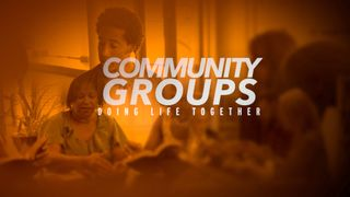 Community Groups Doing