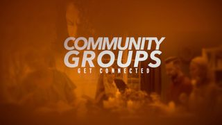 Community Groups Get