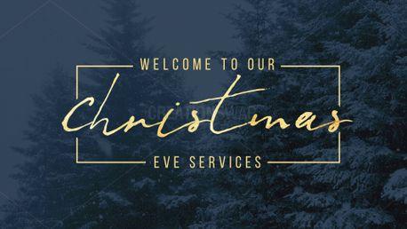Christmas Eve - Savior is Born (84196)