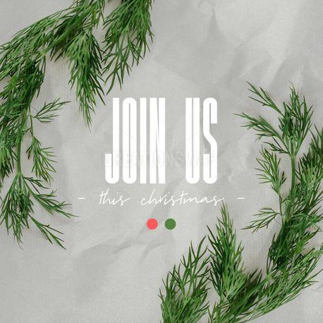 Join Us Christmas (84211)