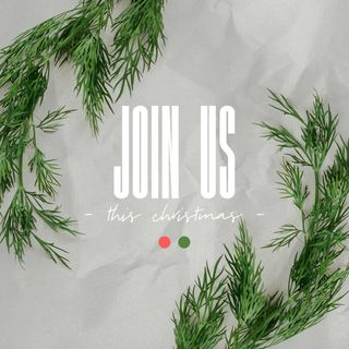 Join Us Christmas