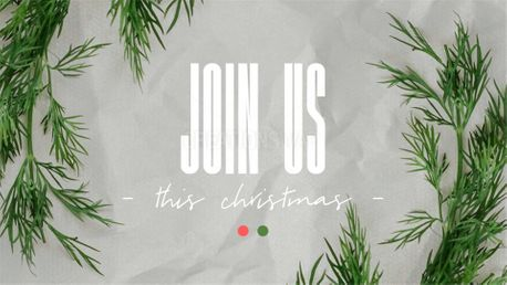 Join Us This Christmas (84213)