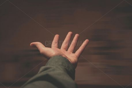 Outstretched Hand (84236)
