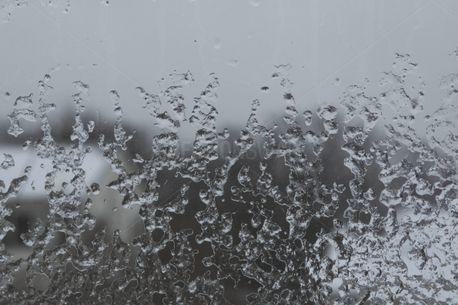 Ice On Winter Window (84238)