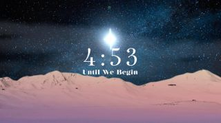 Star of Bethlehem Countdown