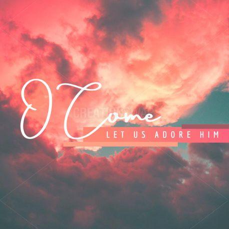 Let Us Adore (84321)