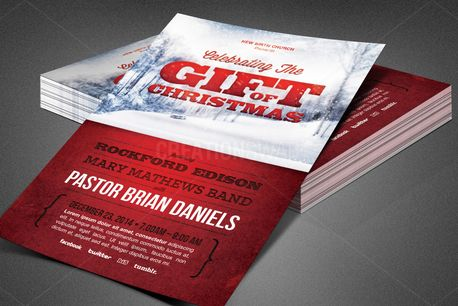 Celebrating the Gift Flyer (84326)