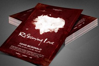 Redeeming Love Church Flyer
