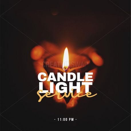 Candle Light Service (84483)