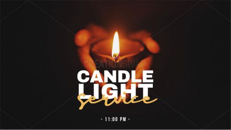 Candle Light Service (84484)