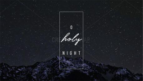O Holy Night (84562)