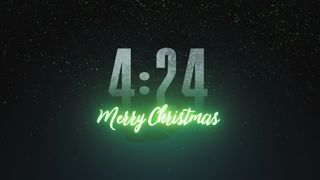 Bright Christmas Countdown