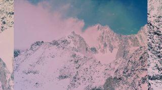 Snowy Mountain Motion Loop