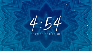 Snowflake Countdown