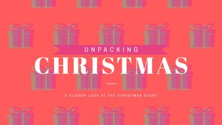 Unpacking Christmas
